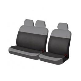 Чехлы для микроавтобусов Hadar Rosen RONDO Van Светло-Серый/Темно-Серый 10402