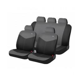 Чехлы для автомобильных сидений Hadar Rosen RONDO Темно-серый/Черный 10396