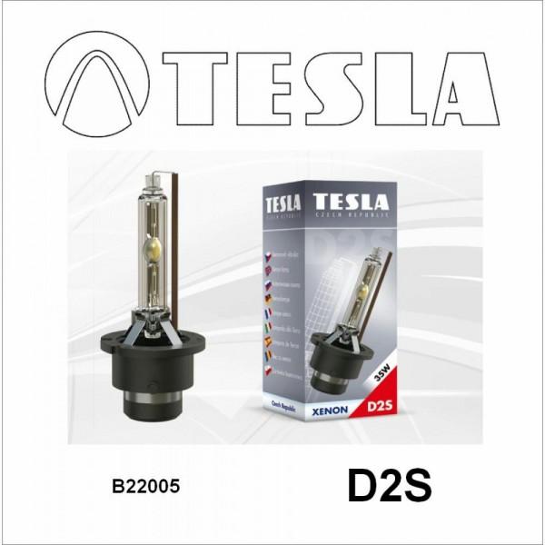 Tesla D2S B22005 4300K