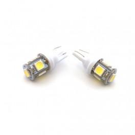 Лампы W5W Baxster 5 SMD