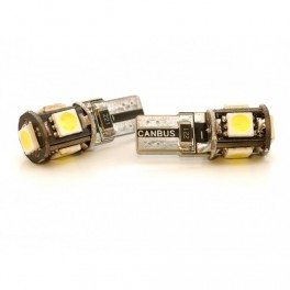 Лампы W5W Baxster 5 SMD CAN