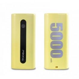 Remax E5 PowerBank 5000 mAh Yellow