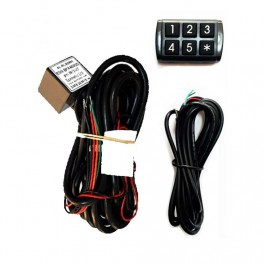 Иммобилайзер SPETROTEC SA13 keypad 3х2