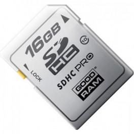 Карта памяти Goodram SDHC 16GB Class 10