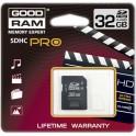 Карта памяти Goodram SDHC 32GB Class 10