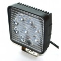 LED фара дальнего света AllLight 06T-27W