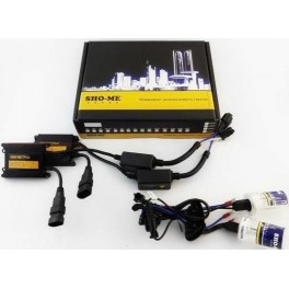 Ксенон H1 4300K Sho-me X-slim
