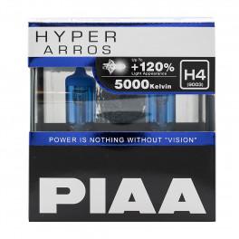Piaa H4 Hyper 5000K +120