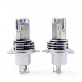 LED лампы H4 Idial M3 Philips-ZES 10000Lm