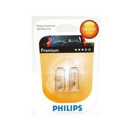 Автомобильные лампы Philips Vision Premium w5w