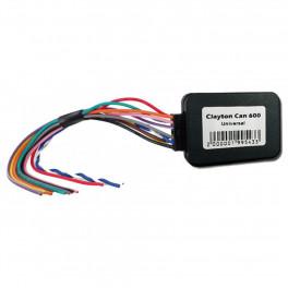 Адаптер рулевого управления магнитолой Can 600 (Clayton) universal