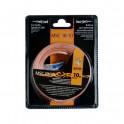 Акустический кабель+клеммы MYSTERY MSC -18//10 ,10 м в блистере,18 Ga,2х0,75 мм