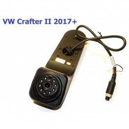 Камера заднего вида Baxster BHQC-908 VW Crafter II 2017+
