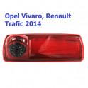 Камера в стоп сигнал Baxster BHQC-907 Renault Traffic III, Opel Vivaro II