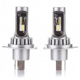 Лампы светодиодные ALed mini H4 6500K 13W (2шт)