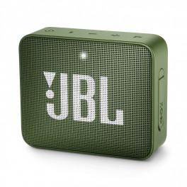 Акустика JBL GO 2 Green (JBLGO2GRN)