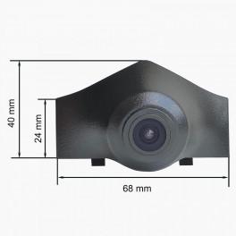 Камера переднего вида Prime-X C8132 (Audi Q7 2016-2017)
