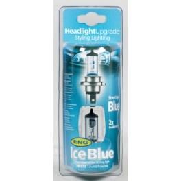 Автомобильные лампы Ring Ice Blue H1