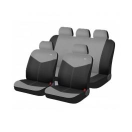 Чехлы для автомобильных сидений Hadar Rosen RONDO Светло-серый/Черный 10397