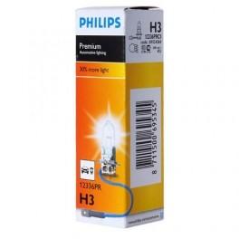 Автомобильные лампы H3 Philips Vision 12336
