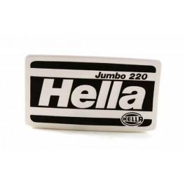 Крышка для фар Hella Jumbo 220 8XS 138 127-001