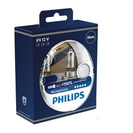 Philips Racing Vision H4 +150%