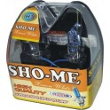 Автомобильные лампы Sho-me H3 4300K +120%