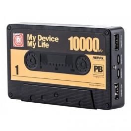 Remax кассета Power Bank Black 10000 mAh