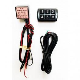 Иммобилайзер SPETROTEC SA11 keypad 3х2
