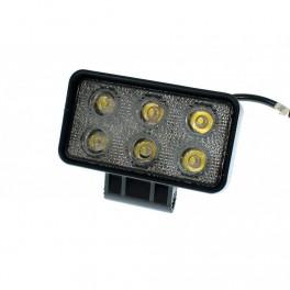 LED фара дальнего света AllLight 09T-18W