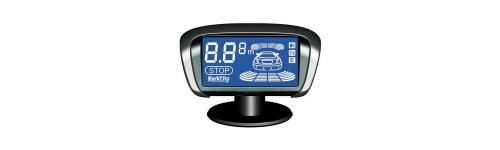 Парковочные радары и системы видеопарковки